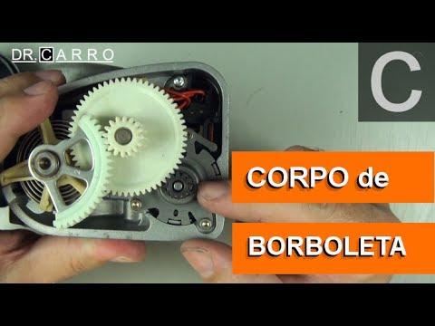 Dr CARRO TBI Corpo de Borboleta EPC falhas e Marcha lenta irregular