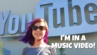 I'm In A Music Video! - FAST-FORWARD GIRLS 2015 - Hollywood & YouTube Friends