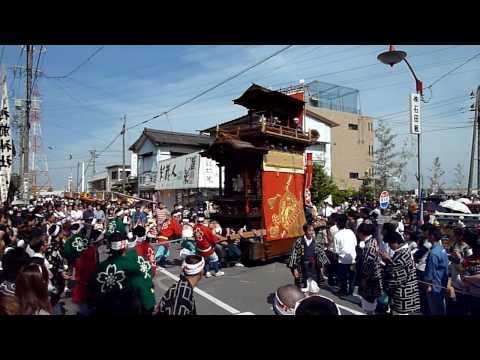2010 亀崎� �干祭 前の日①