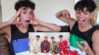 """REACTING TO OUR NEW SONG! """"On the Real Tho"""""""