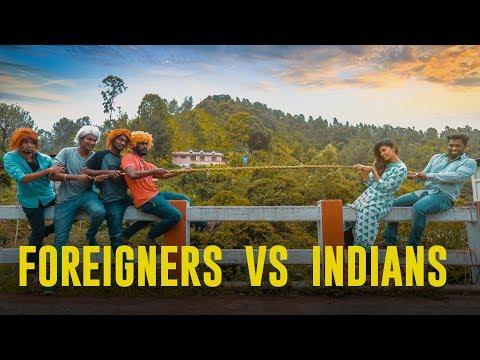 Eruma Saani FOREIGNERS VS INDIANS