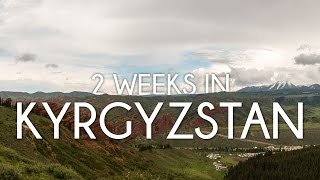 2 weeks in Kyrgyzstan and its natural beauty - Travel film by Tolt #5