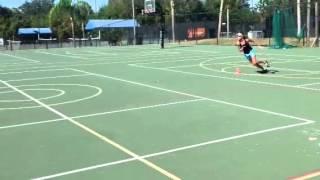 Physical training Emmanuelle 1 - USA