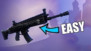 How To Get The NOCTURNO!   The Only Way!   Fortnite