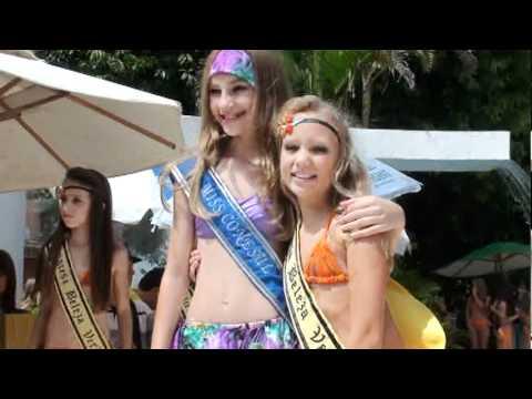 Beleza Verão 2011 Resultados Categoria INFANTIL