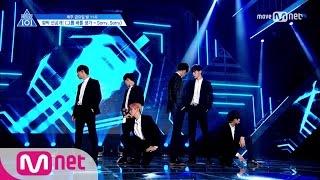 PRODUCE 101 season2 [단독/선공개] 그룹배틀 평가 ♬Sorry, Sorryㅣ프로듀스101 시즌2 4화 미리보기 170428 EP.4