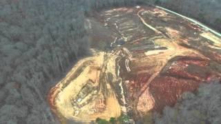 Arbors Apartments Site Work Progress Video Indian Land, SC
