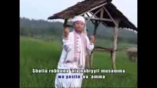 Sholawat Anak Anak   Sholla Robbuna