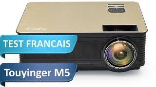 Touyinger M5 : Un des meilleurs projecteur LCD 720P que j