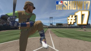 PLAYING SPIDEY FROM SOFTBALL!   MLB The Show 17   Diamond Dynasty #17