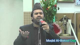 Naat: Ik Main hi Nahi un par Qurban Zamana hey.  Syed Zabeeb Masood at his Best.