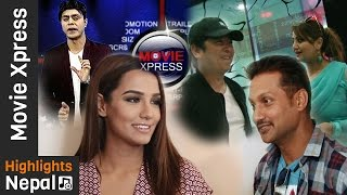 MOVIE XPRESS Ep 422 | Report Of Friday Released Films, SAAYAD 2, BOBBY & more | Paras Paudel