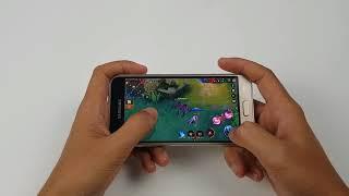 Liên Quân Mobile | Samsung J3 2016 khuyến cáo không nên chơi xếp hạng :)