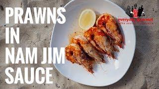 Prawns in Nam Jim Sauce | Everyday Gourmet S7 E67