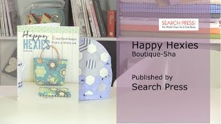 Happy Hexies sewing book review by Debbie Shore