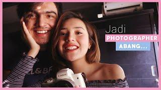 Beby Vlog #60 -JADI PHOTOGRAPHER ABANG😂