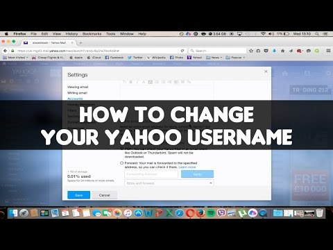 Xxx Mp4 How To Change Your Yahoo Username Or Email Address Video Tutorial 3gp Sex