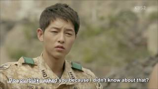 best of || descendants of the sun episode 2 [eng sub]