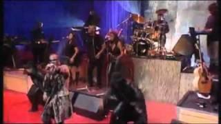 Mark Morrison performing Return of the mack on Jools Holland