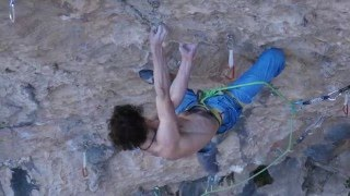 Adam Ondra Stoking the fire 9b
