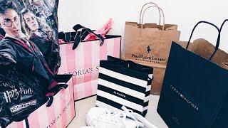 HAUL ACQUISTI USA!!New York, Florida, Victorias Secret Sephora Tommy Hilfiger,Ralph Lauren