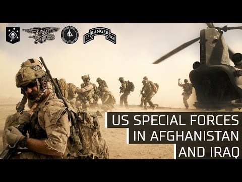 watch US Special forces in Afghanistan and Iraq