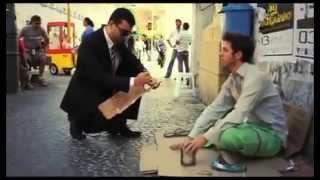 Vídeo Motivacional - O Poder das palavras O Cego e o Publicitario