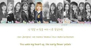 WJSN (Cosmic Girls)(우주소녀) - I Wish (Color Coded Han Rom Eng Lyrics)   by Yankat