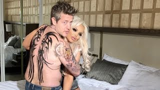 I COVERED MY BODY IN TATTOOS!!
