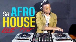 BEST OF AFRO HOUSE 27 JULY 2018 LIVE MIX BY ROMEO MAKOTA
