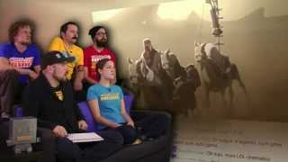 League of Legends: The Terror Beneath Trailer! Show and Trailer November 2014! - Part 6