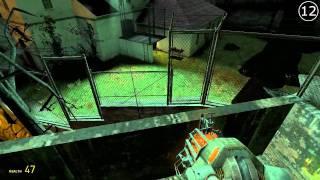 David Plays Half-Life 2 Part 21: Swear Box