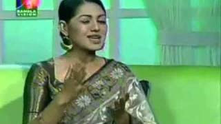 Amar Ami Tisha MS Farooki Host Noushin Part 1