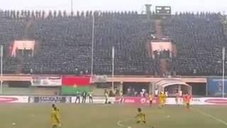 Mondial RUSSIE 2018 | Match Burkina-Faso Vs Bénin (2-0) Echauffement