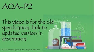 The Whole of AQA P3 in only 26 minutes!!! GCSE Physics or further additional science revision.