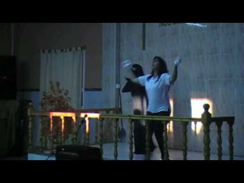 danza guerra espiritual