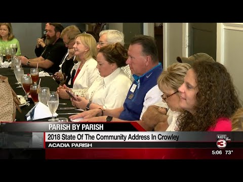 Xxx Mp4 State Of The Community Adress In Crowley 3gp Sex