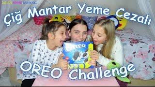 Oreo Challenge - Çiğ Mantar Yeme Cezalı Iyyy - Eğlenceli Çocuk Videosu - Funny Kids Videos