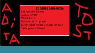 Como transformar tu pc vieja en una pc gamer con 3000 pesos.