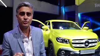 Mercedes-Benz Clase X Pick Up - Contacto - Matías Antico - TN Autos