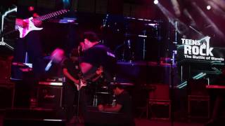 pearl jam alive (cover by the scolded)