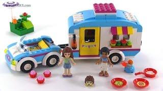 LEGO Friends 41034 Summer Caravan review!