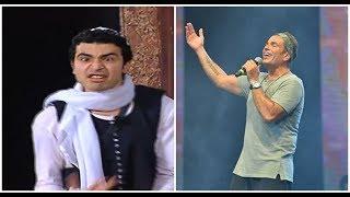 أغاني عمرو دياب بطريقة كوميدية ... #تياترو_مصر