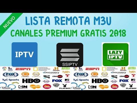 Xxx Mp4 LISTA REMOTA M3U CANALES PREMIUM GRATIS SEPTIEMBRE 2018 3gp Sex