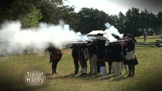 Trail of History Fort Dobbs