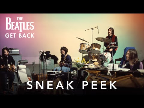 The Beatles Get Back A Sneak Peek from Peter Jackson