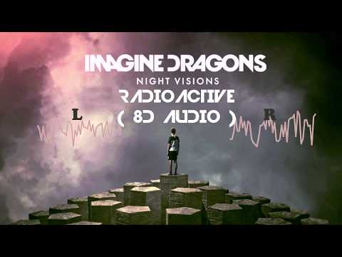 Imagine Dragons - Radioactive ( 8D Audio ) | Dawn of Music |