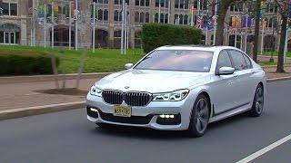 BMW 750i xDrive 2016 Review