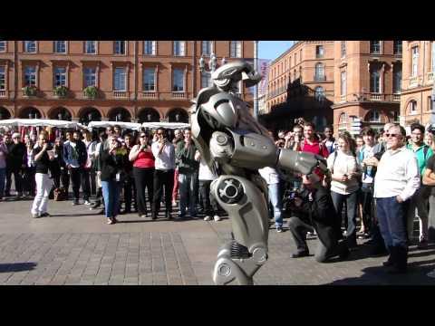 Le robot Titan Toulouse France