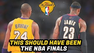 4 NBA Finals That Were Supposed to Happen But Didn't (LeBron James, Kobe Bryant, Michael Jordan)